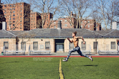 NYC Fitness Photo Shoot