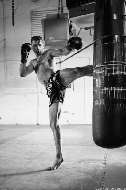 Pro Muay Thai Fighter, Ognjen Topic