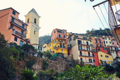 Florence and Cinque Terre, Italy